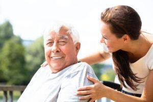 ouderen verzorging Wassenaar